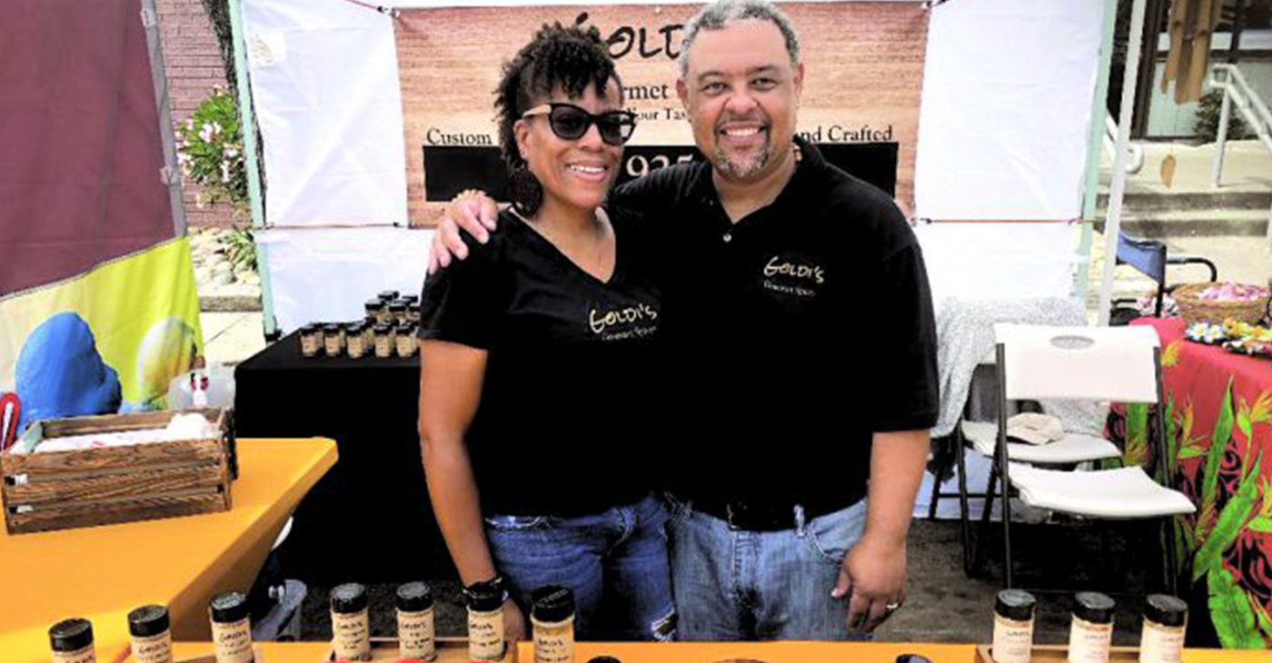 Goldi's Gourmet Spices Brings Out the Flavor in Everything