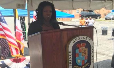 State's Attorney Aisha Braveboy announced a youth justice reform program to keep juveniles out of jail and instead receive necessary help. (Courtesy Photo)