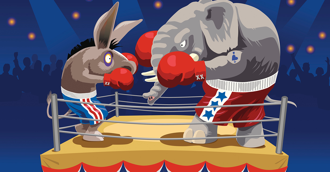 According to the Quinnipiac University polls, Mr. Trump trailed Mr. Biden – the clear frontrunner thus far in the Democratic primaries – by a whopping 13 per cent, while Bernie Sanders, Kamala Harris, Elizabeth Warren and others also hold strong advantages. (Photo: iStockphoto / NNPA)