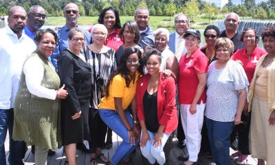 The informal gathering, which included all who comprise the NNPA executive committee, helped to jumpstart what's sure to be a banner year in 2020, the 80th anniversary of the storied organization.