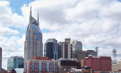 Nashville, Tennessee Skyline (Photo by: tntribune.com)