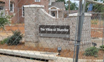 The Villas at Titusville located on Goldwire Street South West in North Titusville (Ameera Steward, The Birmingham Times)