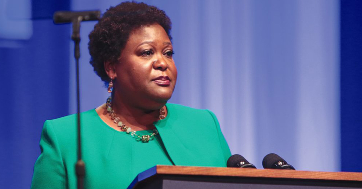 A PORTRAIT OF POISE: City Council President Felicia Moore says she as focused as ever on transparency, accountability - BlackPressUSA
