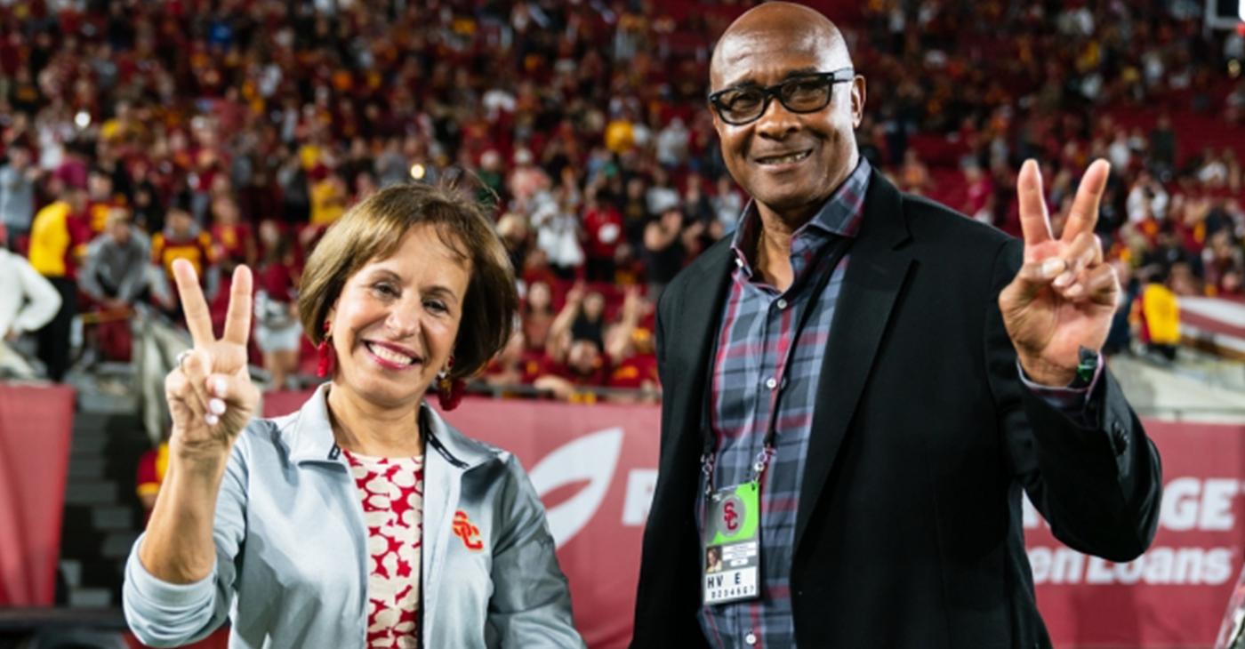 Lynn Swann Resigns As USC's Athletic Director