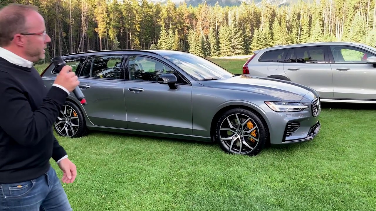 2020 Volvo XC90, V60 Cross Country, XC60 Polestar – Product Overview