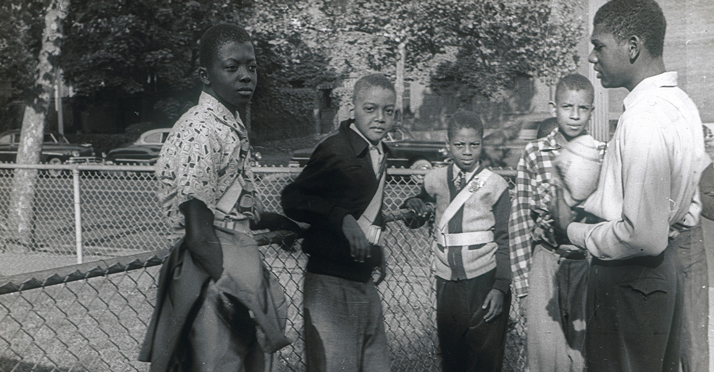 Education in the Segregated South: A Determined African American Cultu