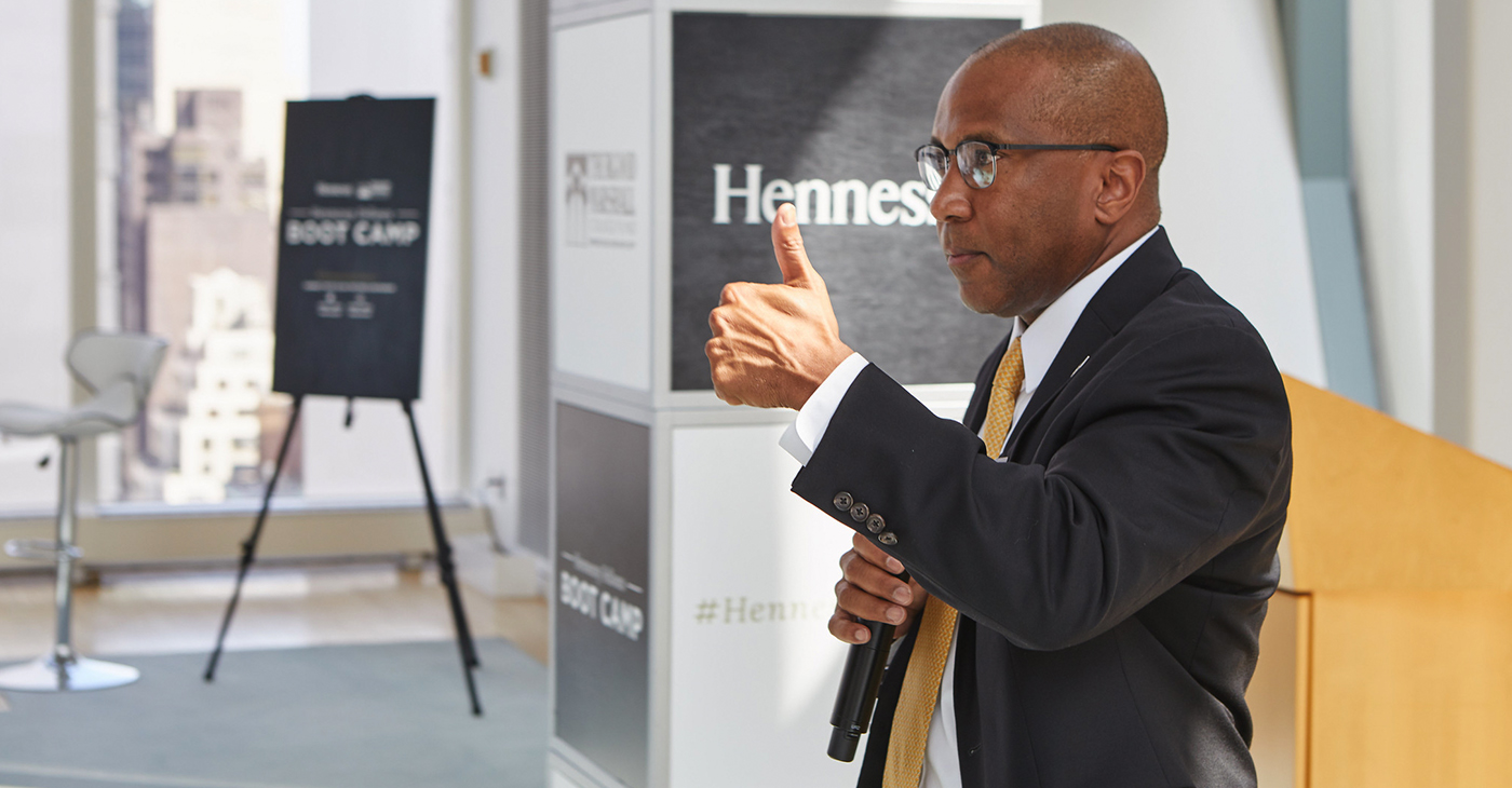 Changing the Game: Thurgood Marshall College Fund and Hennessy Partner to Develop Next Generation of Corporate Leaders - BlackPressUSA