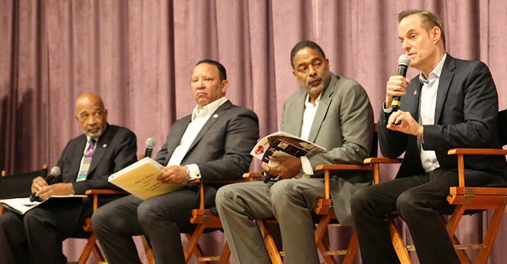 Panelists search for solutions to gentrification | | BlackPressUSA