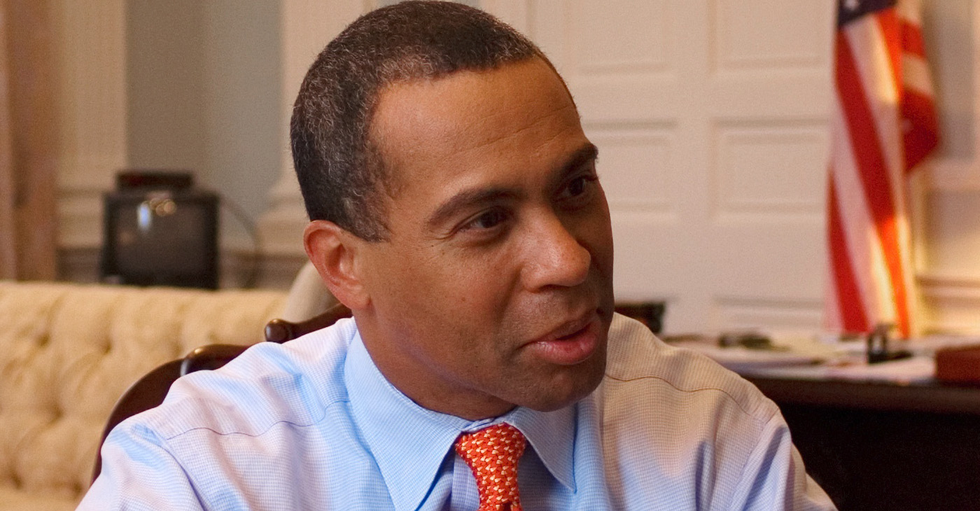 Former Governor Deval Patrick of Massachusetts (Photo: Scott LaPierre [CC BY 2.0 (https://creativecommons.org/licenses/by/2.0)] / Wikimedia Commons)