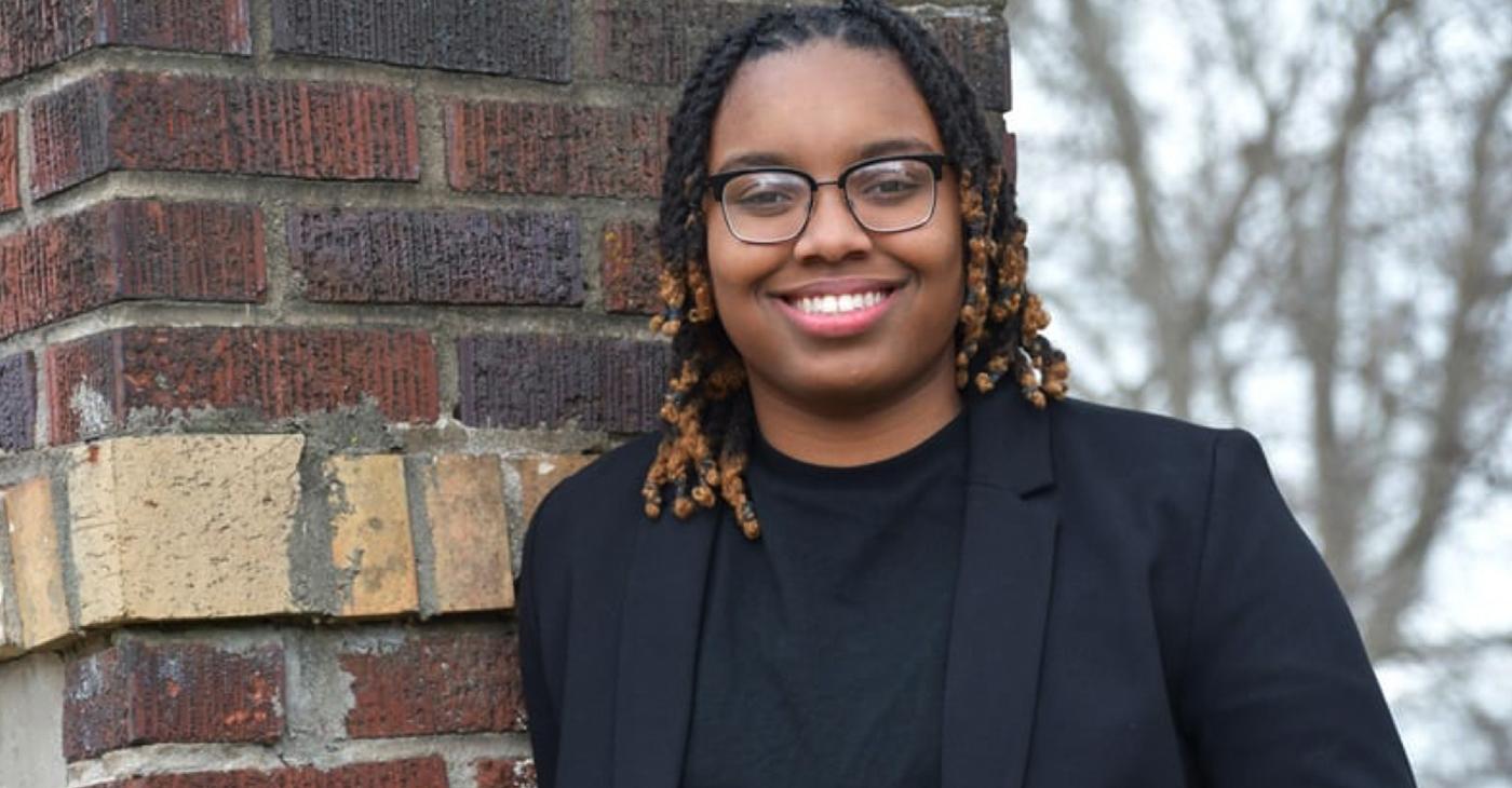 Tennessee Student is Centennial Scholar Recipient of Ossie Davis Schol