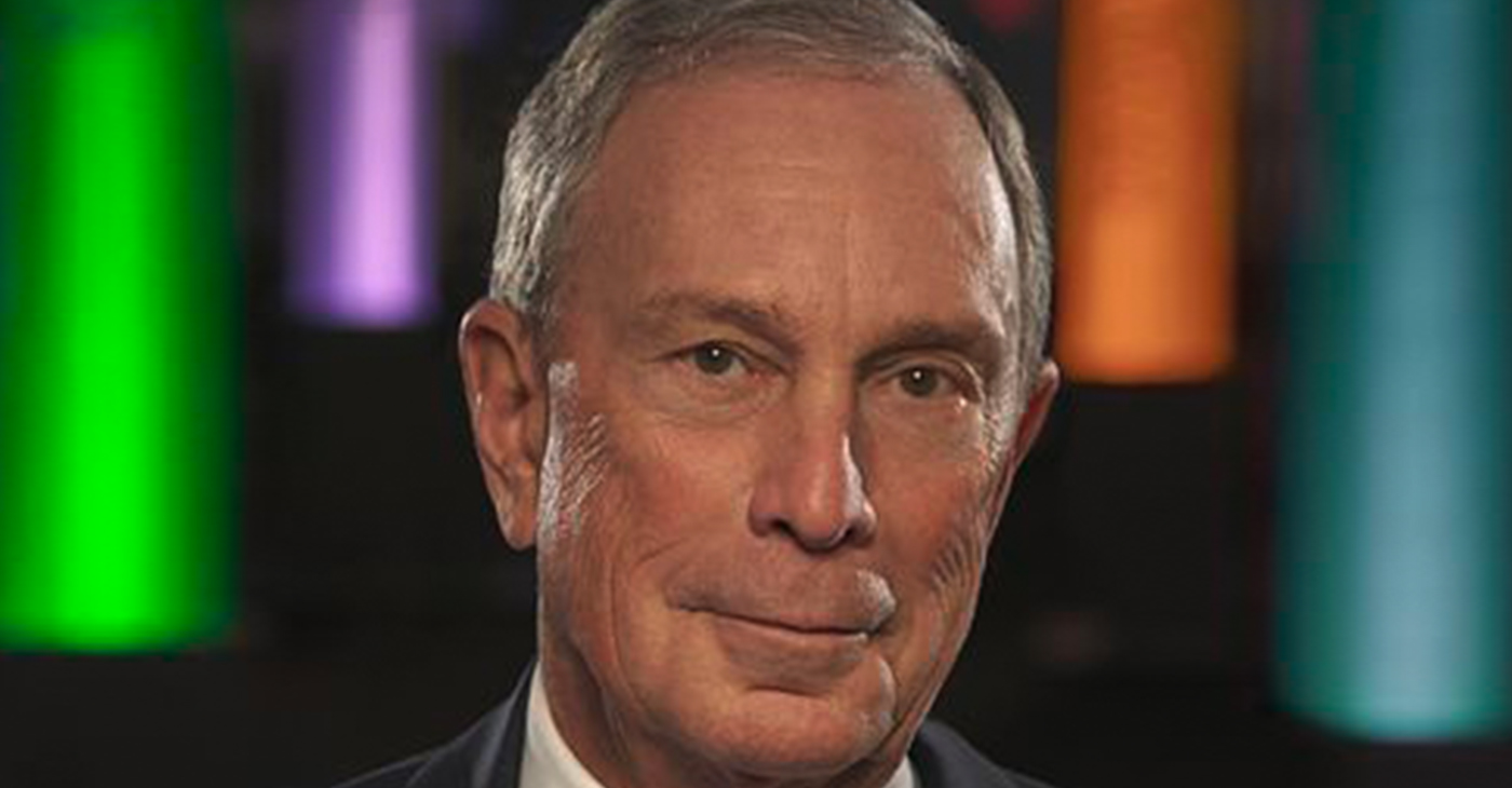Bloomberg Philanthropies/Wikipedia Commons