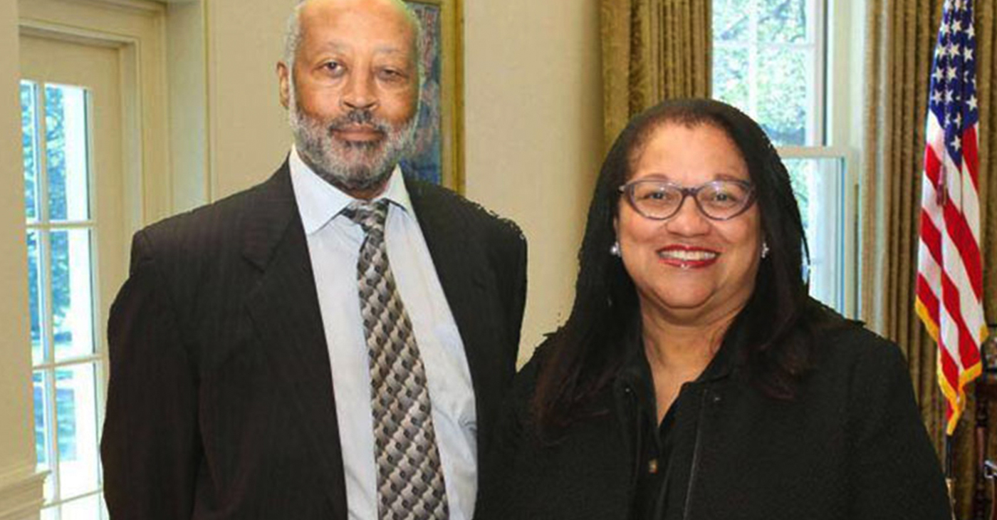Mr. Alford is the Co-Founder, President/CEO of the National Black Chamber of Commerce ®. Ms. DeBow is the Co-Founder, Executive Vice President of the Chamber. Website: www.nationalbcc.org Emails: halford@nationalbcc.org kdebow@nationalbcc.org