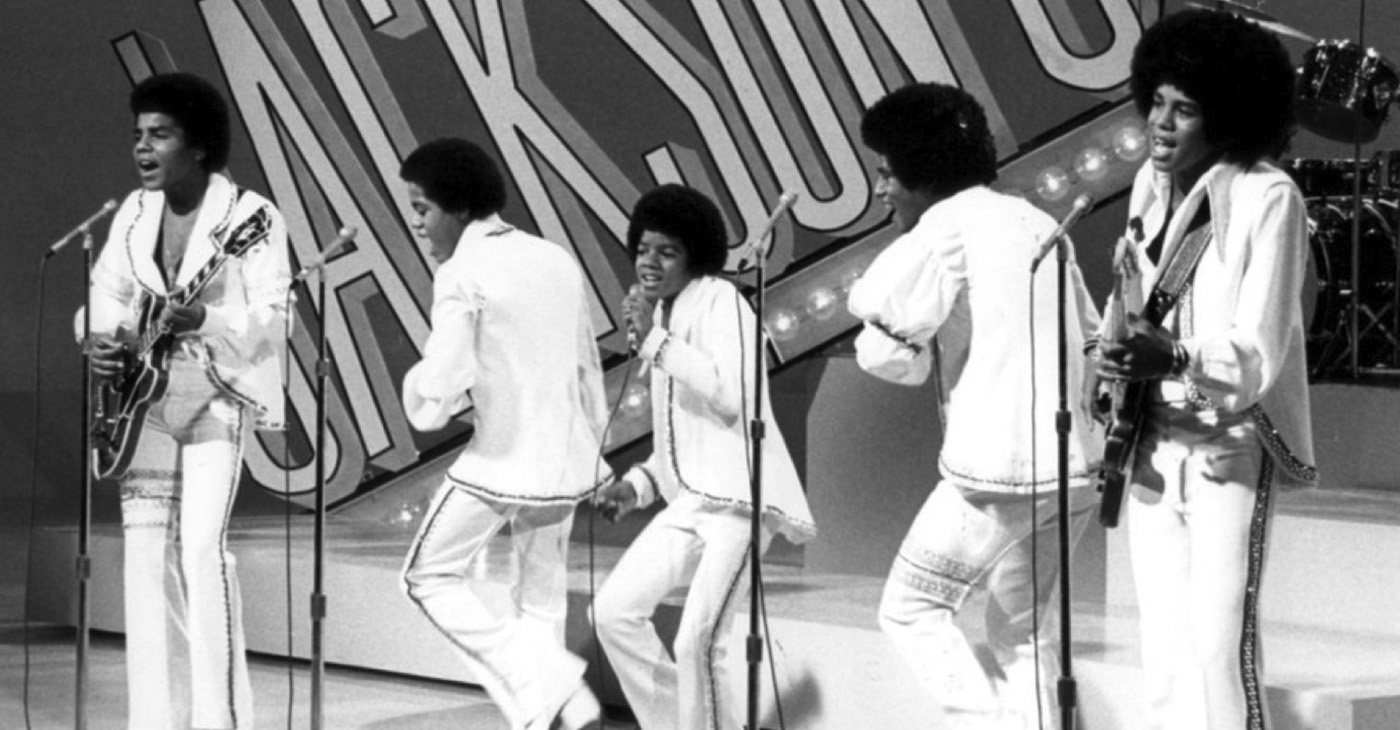 In 1965, pop music's most celebrated and dynamic dynasty was born when five brothers from Gary, Indiana formed The Jackson 5. (Publicity photo of the Jackson 5 from their 1972 television special. / CBS Television / Wikimedia Commons)