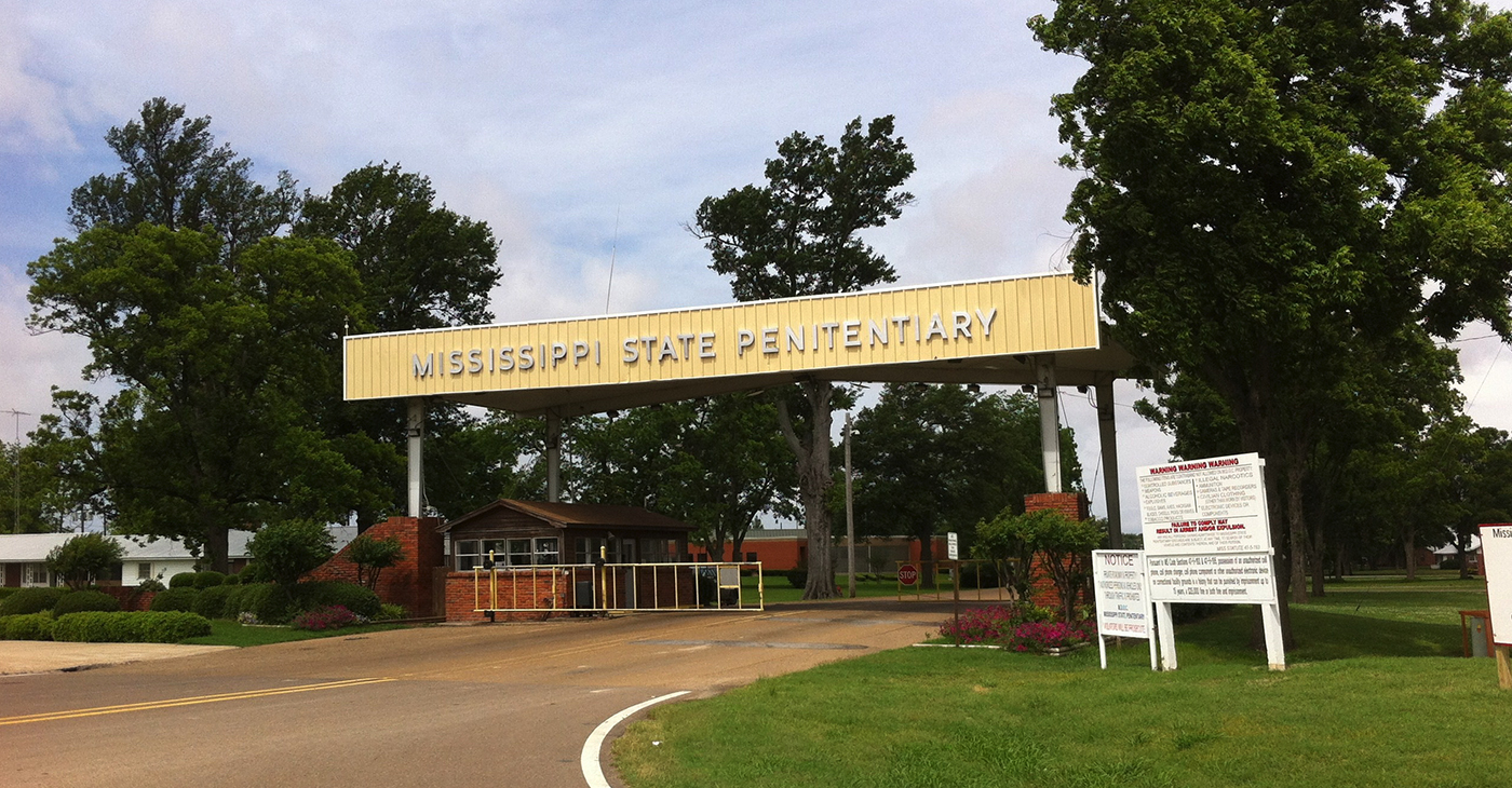 The Entrance to Mississippi State Penitentiary. Today, of the more than 5,000 inmates at Parchman, more than 60 percent are African American. The prison has an 11-to-1 inmate to guard ratio, and no one is safe.