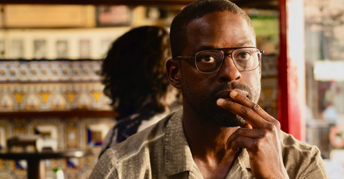 "Sterling K. Brown stars in Paramount Pictures' ""The Rhythm Section."""