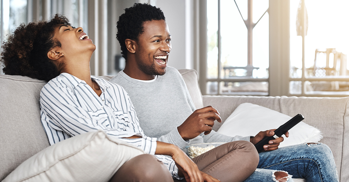 Keep thoughts of isolation at bay by reconnecting with friends and loved ones and making use of what's available in real time and online. #QuarantineAndChill and enjoy the time you have with those you love. (Photo: iStockphoto / NNPA)