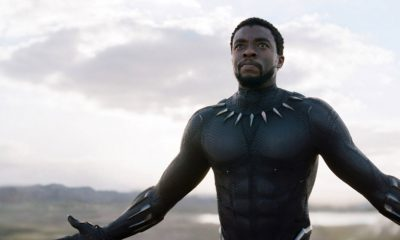 Photo: Chadwick Boseman as T'Challa in Marvel Studios' 'Black Panther.' ©Marvel Studios / Walt Disney Co.