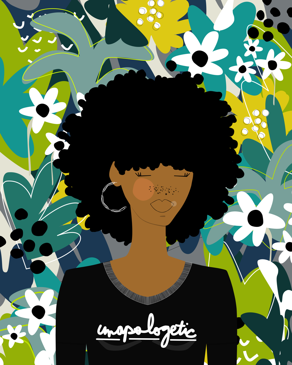 Black Art Unapologetic by Shae Anthony