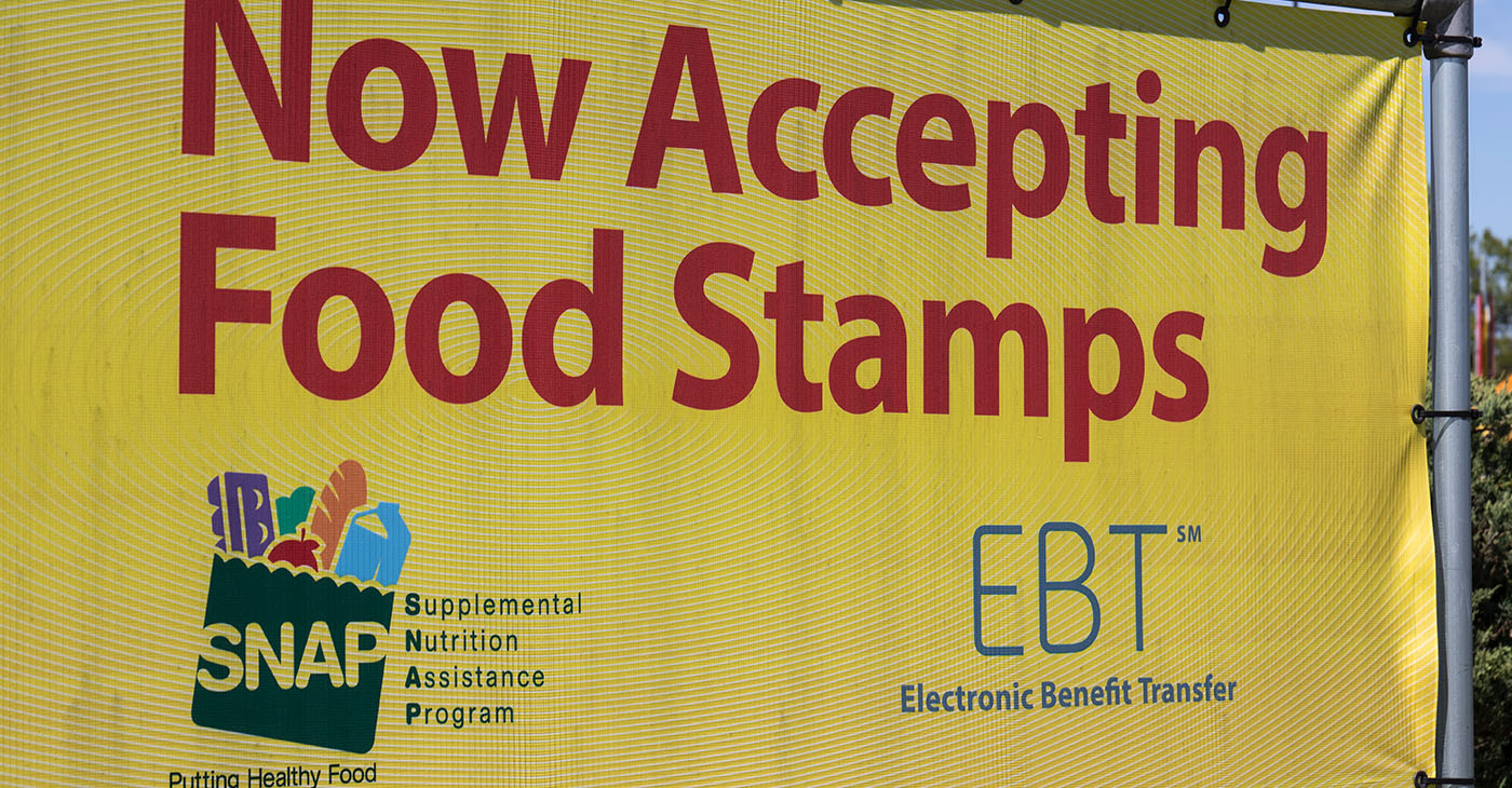 According to estimates, the Trump rule could have resulted in 688,000 non-disabled, working-age adults without dependents losing food stamp benefits. (Photo: iStockphoto / NNPA)