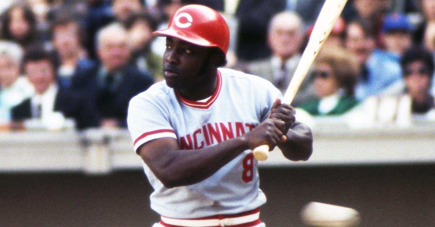 Photo: Joe Morgan/ Richard Raphael/National Baseball Hall of Fame and Museum