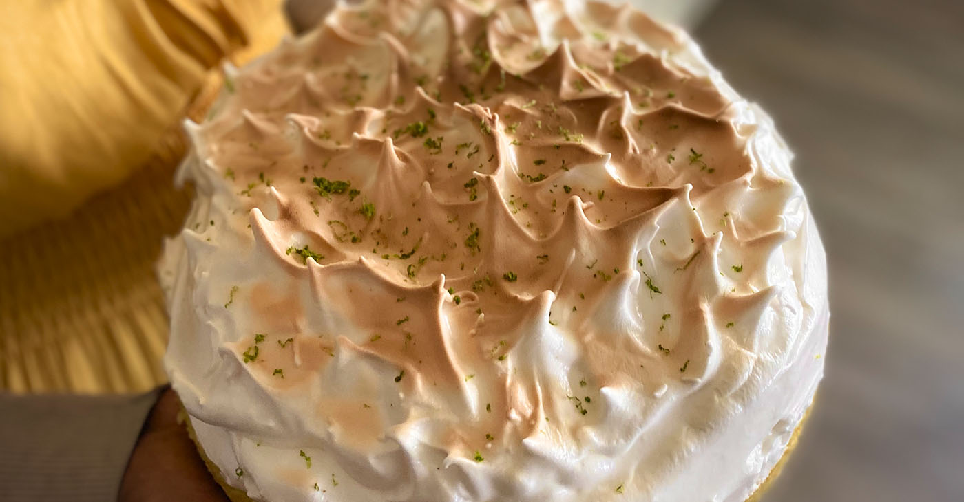 The tangy filling and the fluffy meringue go together like PB&J. It's a surprisingly easy recipe.
