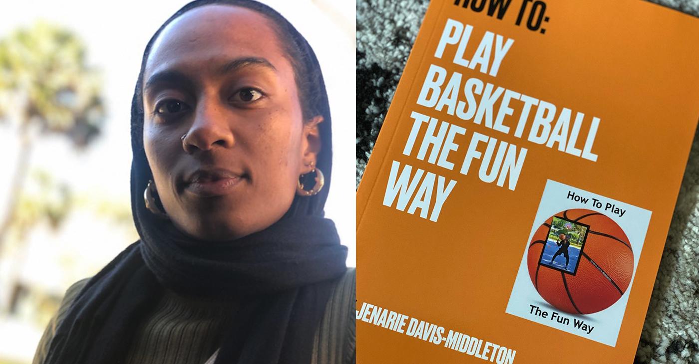 Author, Jenarie Davis-Middleton