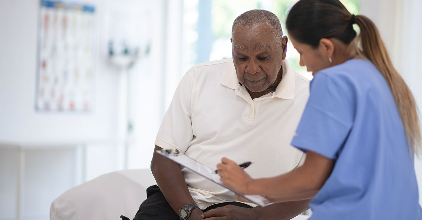 African American and white men with prostate cancer live equally as long if the same care delivery system treats them. (Photo: iStockphoto / NNPA)
