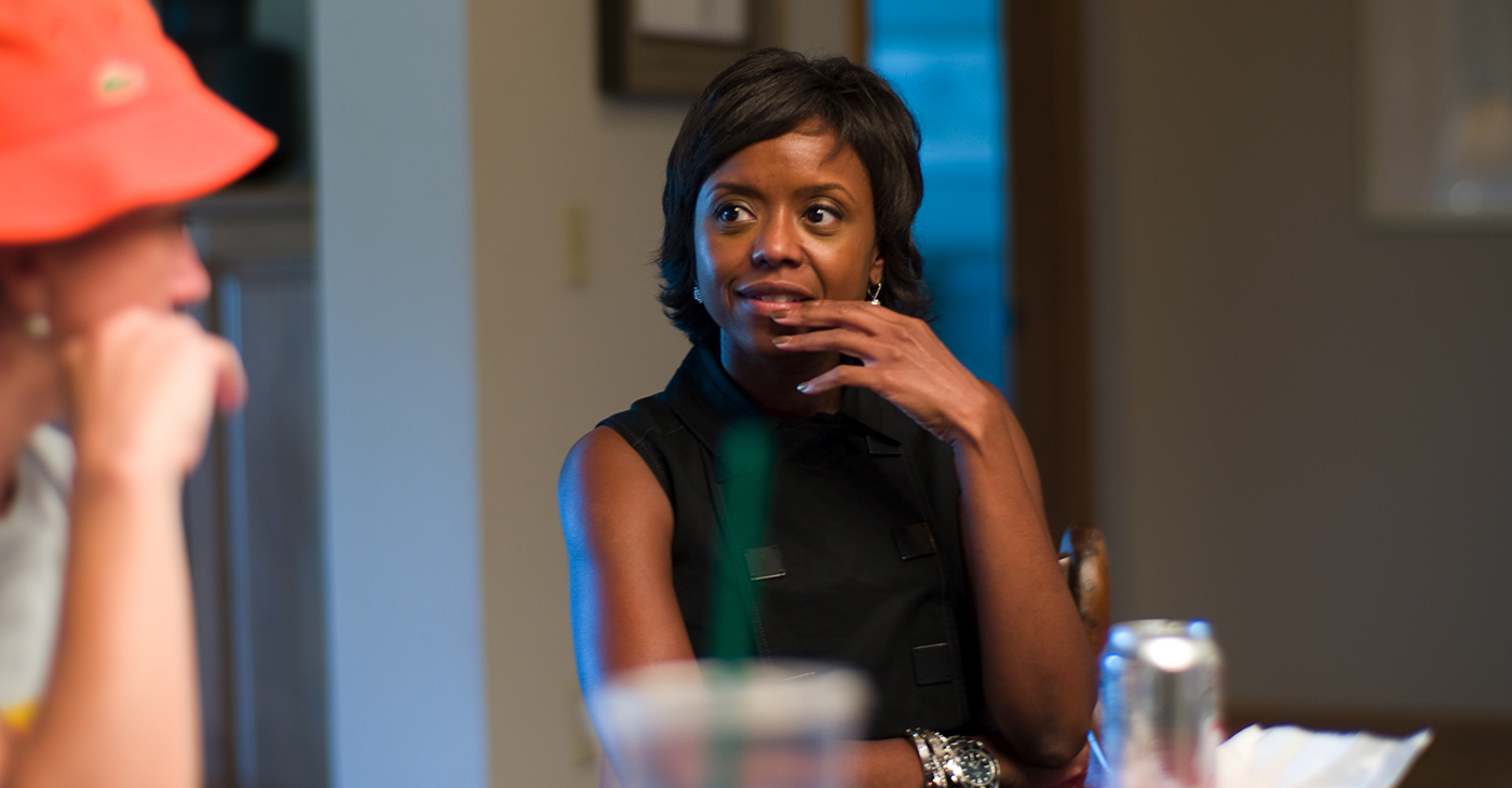 Mellody Hobson was named Chairwoman of the Board of Starbucks.