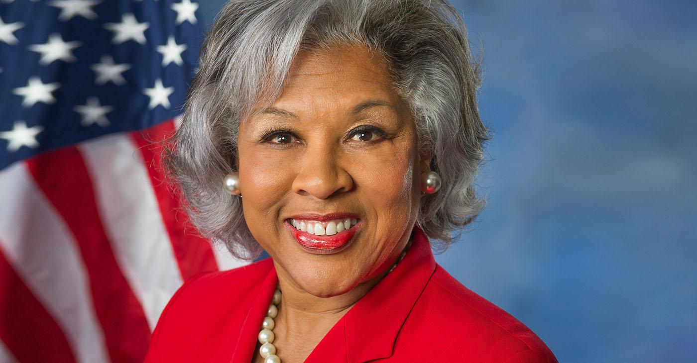 U.S. Congresswoman Joyce Beatty (OH-03), Chair of the powerful Congressional Black Caucus.
