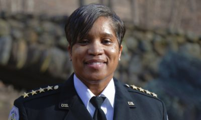 Chief Pamela A. Smith is a 23-year veteran of the United States Park Police.