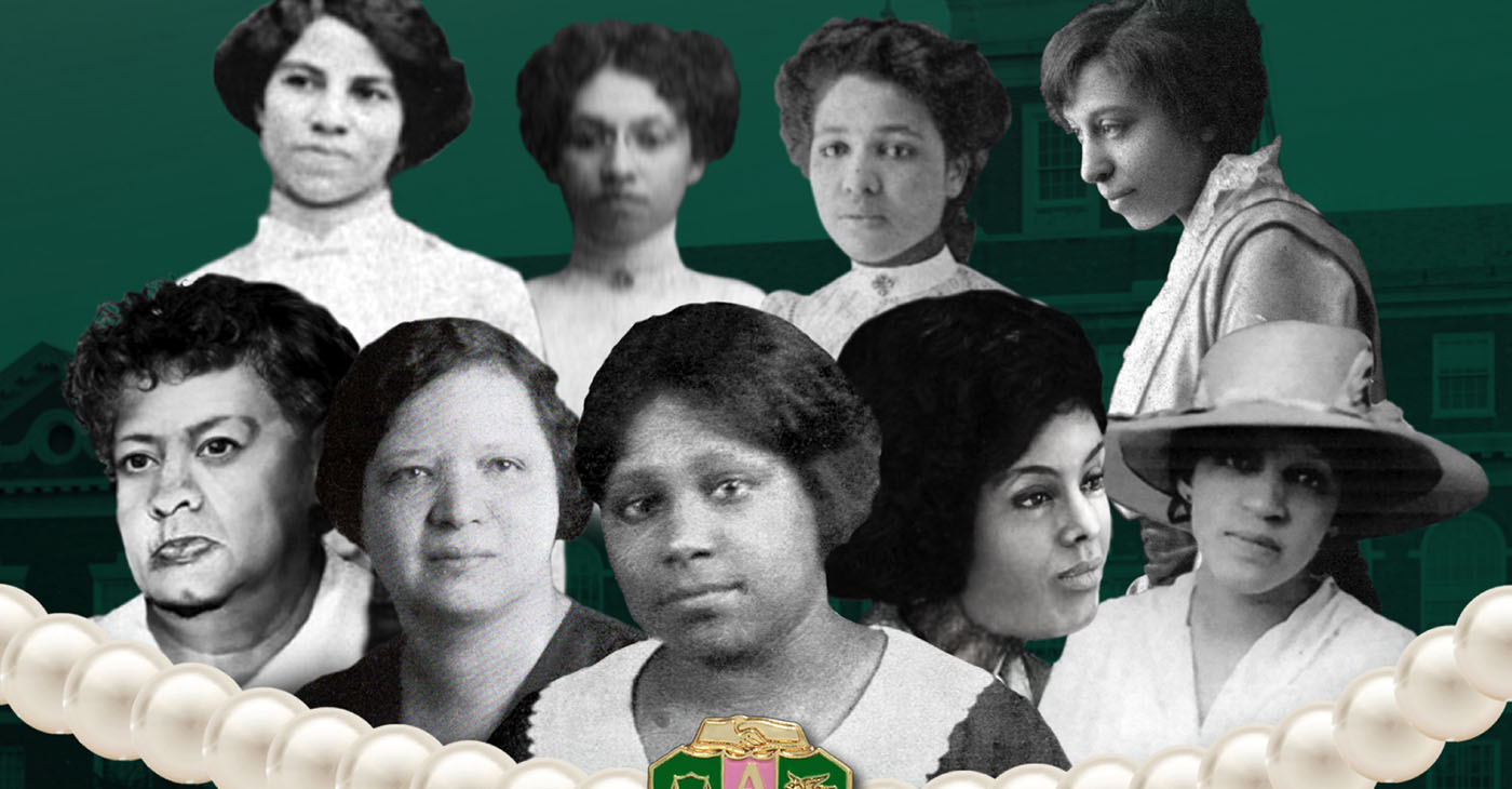 Twenty Pearls endeavors to add the voices of Black women game changers to the national narrative, that are often suppressed.