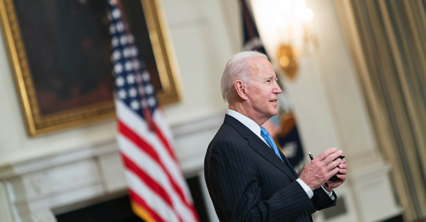 President Biden's order directs federal agencies to submit to the White House plans to outline ways to boost voter registration and participation. (Photo: Official White House Photo by Adam Schultz / flickr)