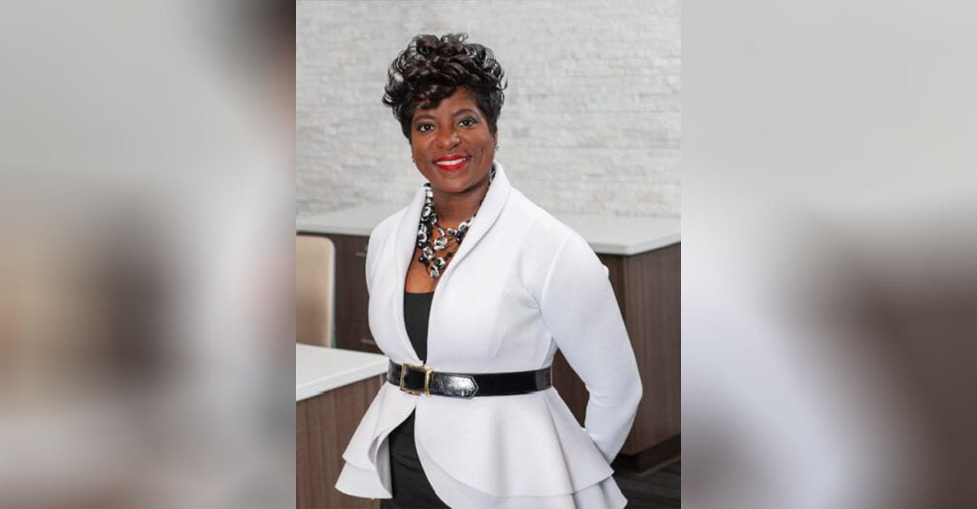 Byna Elliott is the firm's Head of Advancing Black Pathways. (Photo: JPMorgan Chase)
