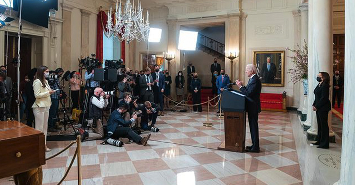 The order contains 72 initiatives by more than a dozen federal agencies and establishes a White House Competition Council to monitor the agencies' progress. (Official White House Photo by Adam Schultz)