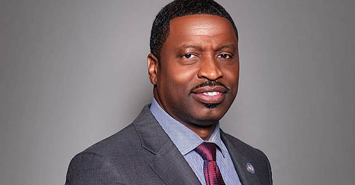 """""""Any decision not in favor of significant voting legislation under consideration by Congress will cost the lives of millions of Americans whose very voices are jeopardized,"""" insists NAACP President Derrick Johnson."""