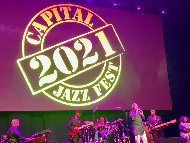 Captial Jazz Fest 2021 Will Downing