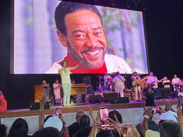 Bill Withers Tribue Capital Jazz Fest 2021
