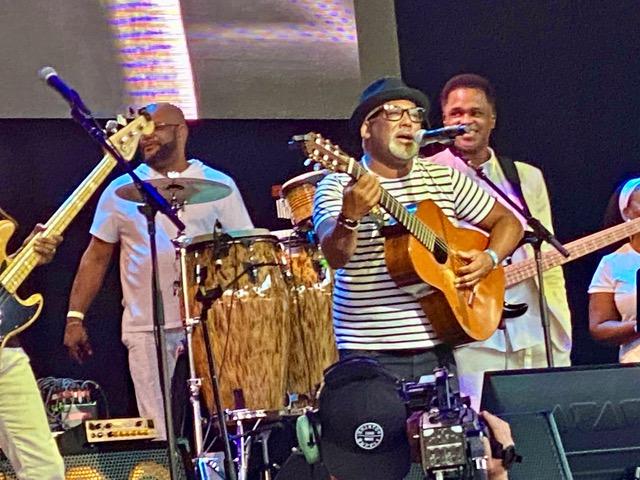 Jonathan Butler Capital Jazz Fest 2012