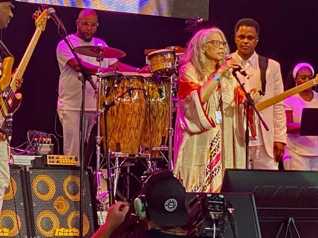 Patti Austin Capital Jazz Fest 2021