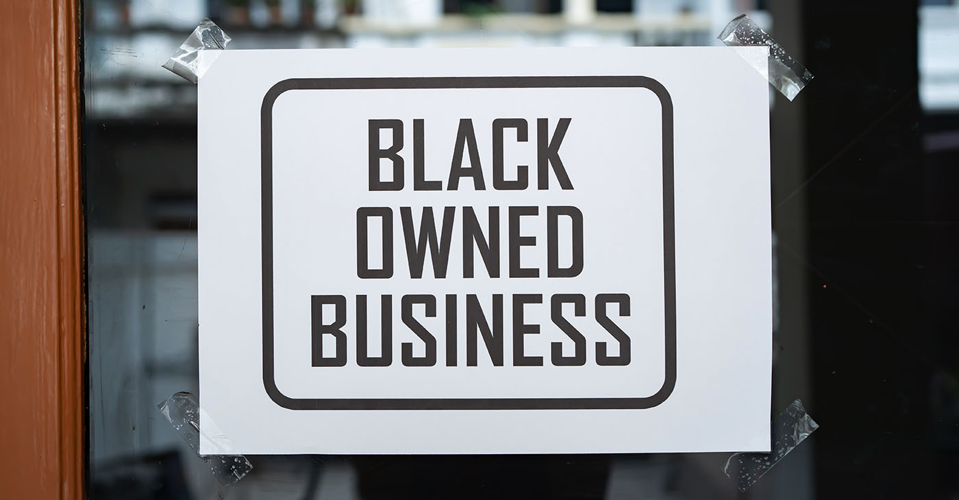 In fact, 58% of Black-owned businesses reported being financially distressed due to the COVID-19 pandemic. (Photo: iStockphoto / NNPA)
