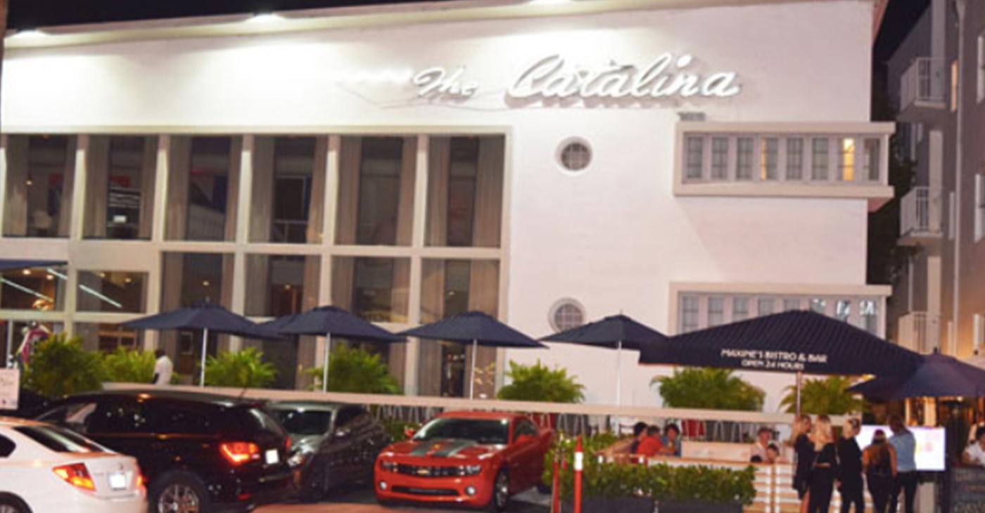 Catalina Hotel (Photo by: jacksonvillefreepress.com)
