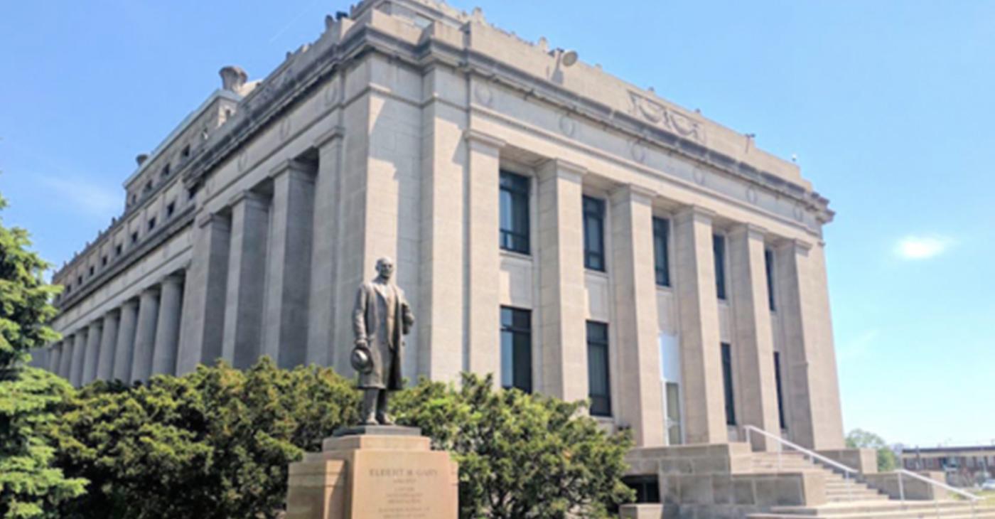 Gary City Hall (Photo by: chicagocrusader.com)