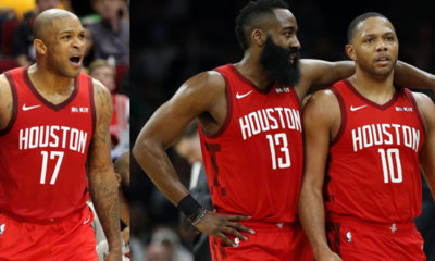 Photo by: The Houston Rockets